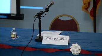 August 2, 2013: Booker, NAACP Debate, Christie, Weinberg