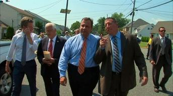 Christie, Dems, Donovan Agree Sandy Recovery on Track