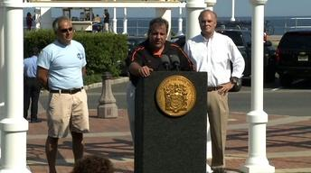 Aug. 27, 2013: Christie, Buono, Tony Mack, Syria, JCP&L