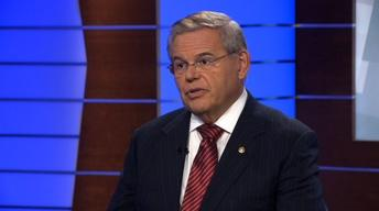 Sen. Menendez Says U.S. Should Take Action in Syria