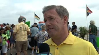 Aug. 30, 2013: Syria, Christie, Gay Marriage, Education
