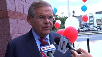 Menendez will Hold a Hearing About Taking Military Action