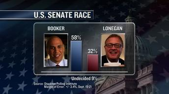Lonegan Mocks Booker's Trip to Hollywood
