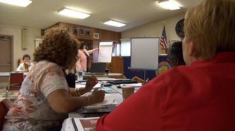 Free Class Shows How to Deal With Mold