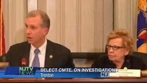 NJTV News Live Coverage: Select Committee on Investigation