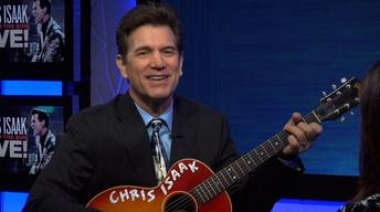 Chris Isaak Interview