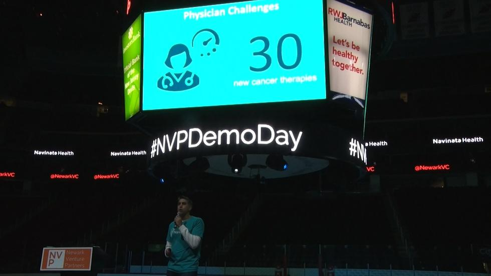 Tech Startup CEOs Showcase Businesses image