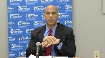 Booker Blasts President's Budget, Health Care Priorities
