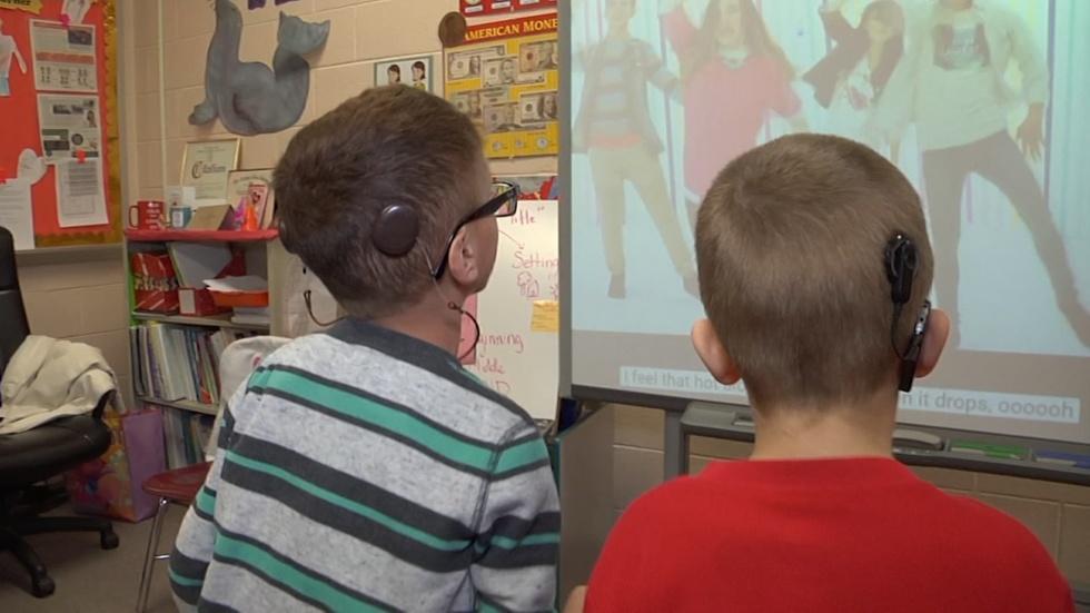 Cochlear Implants Help Cherry Hill Boy Hear image