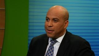 Senator Booker Runs for Re-election