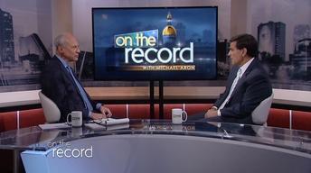 In Conversation with Christie Confidante Bill Palatucci