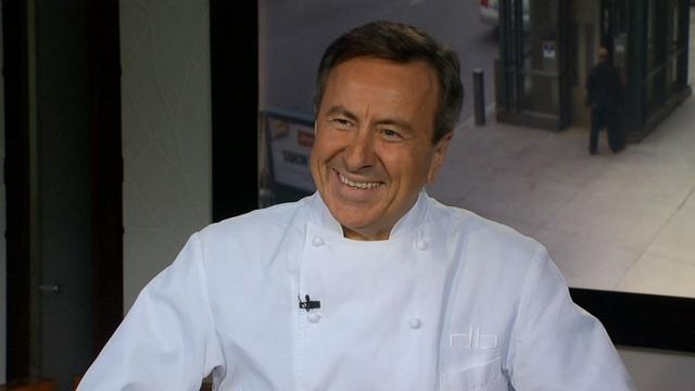 Daniel Boulud; Billy Porter