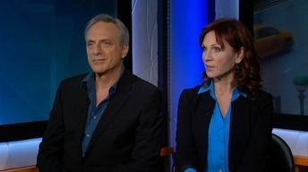 Donny Deutsch/Marilu Henner & Michael Brown