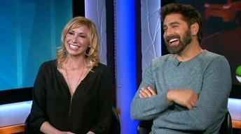Margo Martindale/ Kari Byron and Tory Belleci