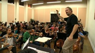 New Jersey Youth Symphony: Vienna 2014