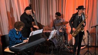 New Brunswick Jazz Project Presents the Virginia Mayhew Quar