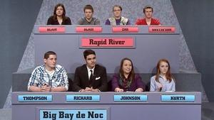 3722 Rapid River vs Big Bay de Noc