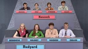3735 2015 Quarter-Final 3: Hancock vs Rudyard