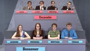 3737 2015 Semi-Final 1: Escanaba vs Bessemer