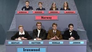 3831 Norway vs Ironwood