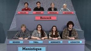 3834 2016 Quarterfinal 2: Hancock vs Manistique