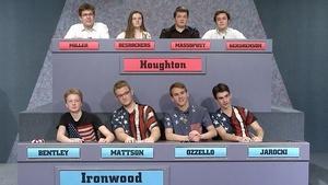 3839 2016 Championship: Houghton vs Ironwood
