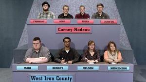 3910 Carney-Nadeau vs West Iron County