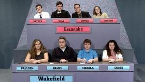 3912 Escanaba vs Wakefield