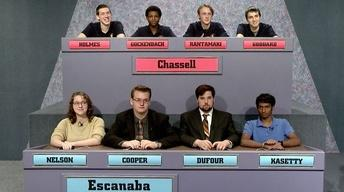 3926 Chassell vs Escanaba