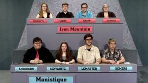 3928 Iron Mountain vs Manistique