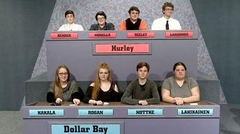 3930 Hurley vs Dollar Bay
