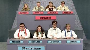 3934 Ironwood vs Manistique