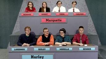 3935 Marquette vs Hurley