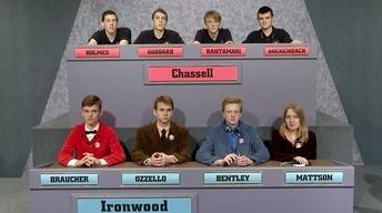3937 Semifinal: Chassell vs Ironwood