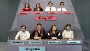 3938 Semifinal: Marquette vs Houghton