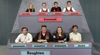 3939 Championship 2017: Ironwood vs Houghton
