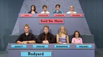 3505 Sault Ste. Marie vs Rudyard