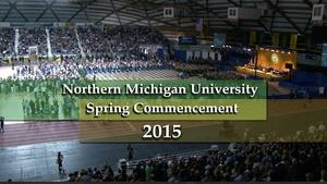 NMU Commencement Spring 2015