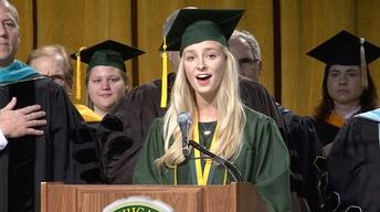 NMU Commencement Mid-Year 2015