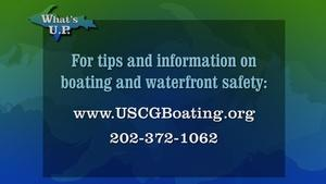 What's UP: Boating & Water Safety