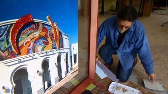 Talking about Mosaics with Jairo Prado