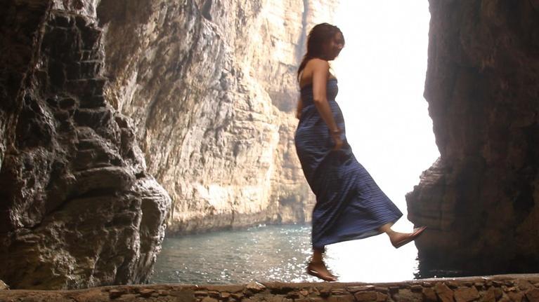 #101-Bare Feet With Mickela Mallozzi | Dancing in My Italy