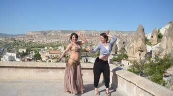 #113-Bare Feet With Mickela Mallozzi|Where Asia Meets Europe