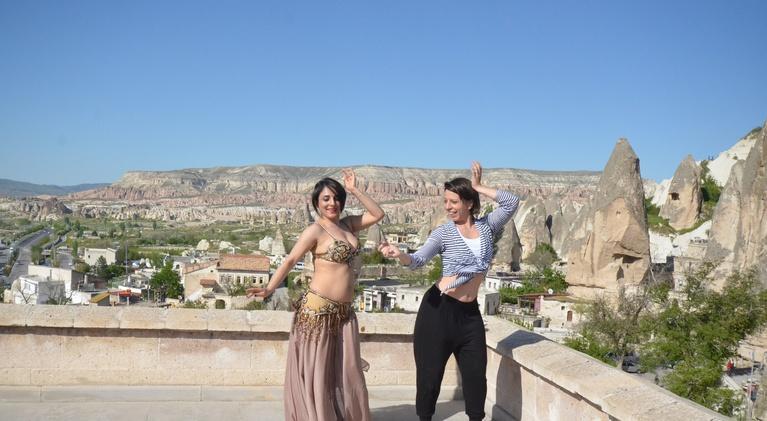 Bare Feet With Mickela Mallozzi: #113-Bare Feet With Mickela Mallozzi Where Asia Meets Europe
