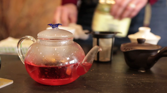 Inside Petali Teas