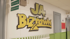 Biz Town, American Sign Museum, Charles James and more