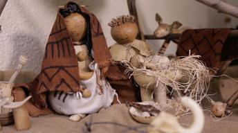 Nativity Gourds