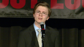 Ohio Poetry Out Loud: 2017 State Finals
