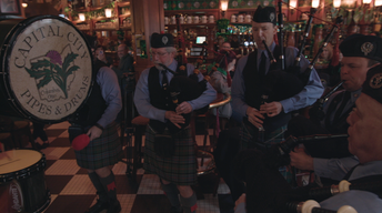 Capital City Pipes & Drums and Highland Dancers