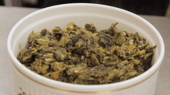 Web Exclusive: Recipe for Southern-Style Cooked Greens